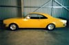 Monaro - Joe's Golden Gasoline