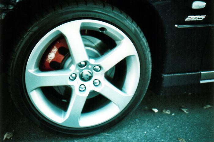Clubsport Wheel