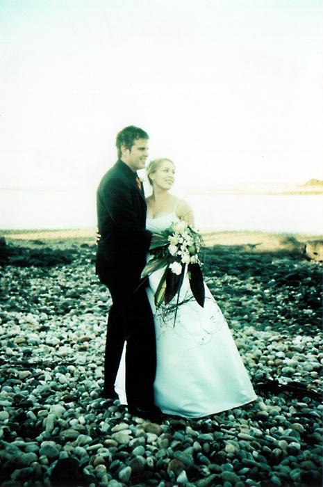 Ryan and Jayne on the Rocks