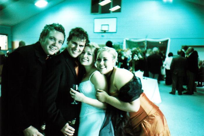 Russ, Ryan, Jayne and Kate
