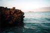 Rock, Water, Island