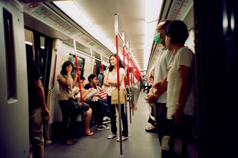 Hong Kong Subway (Tung Chung Line)
