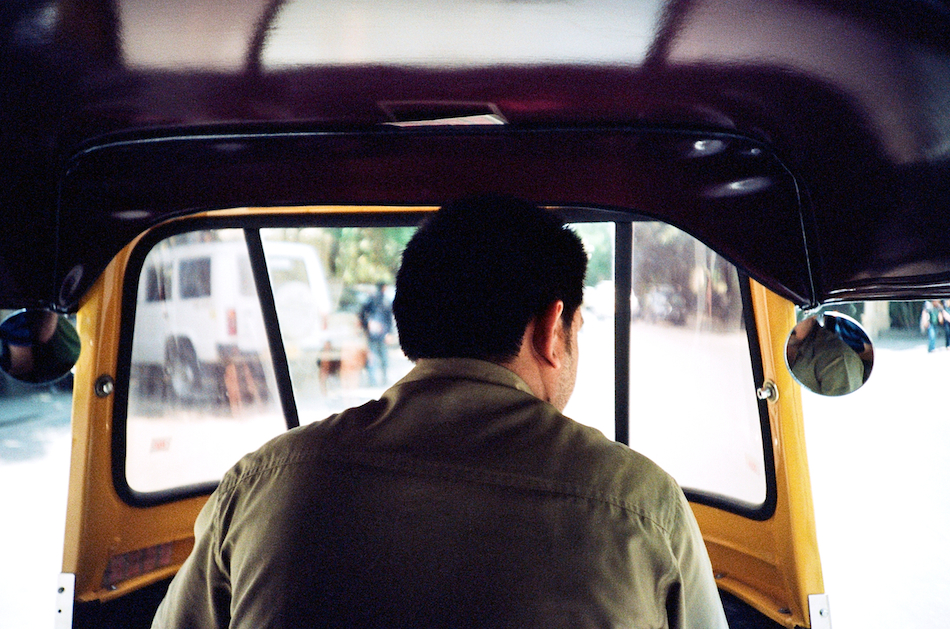 Another Rickshaw Driver