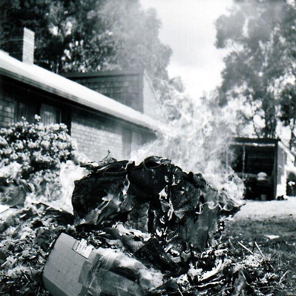 Rubbish on Fire III